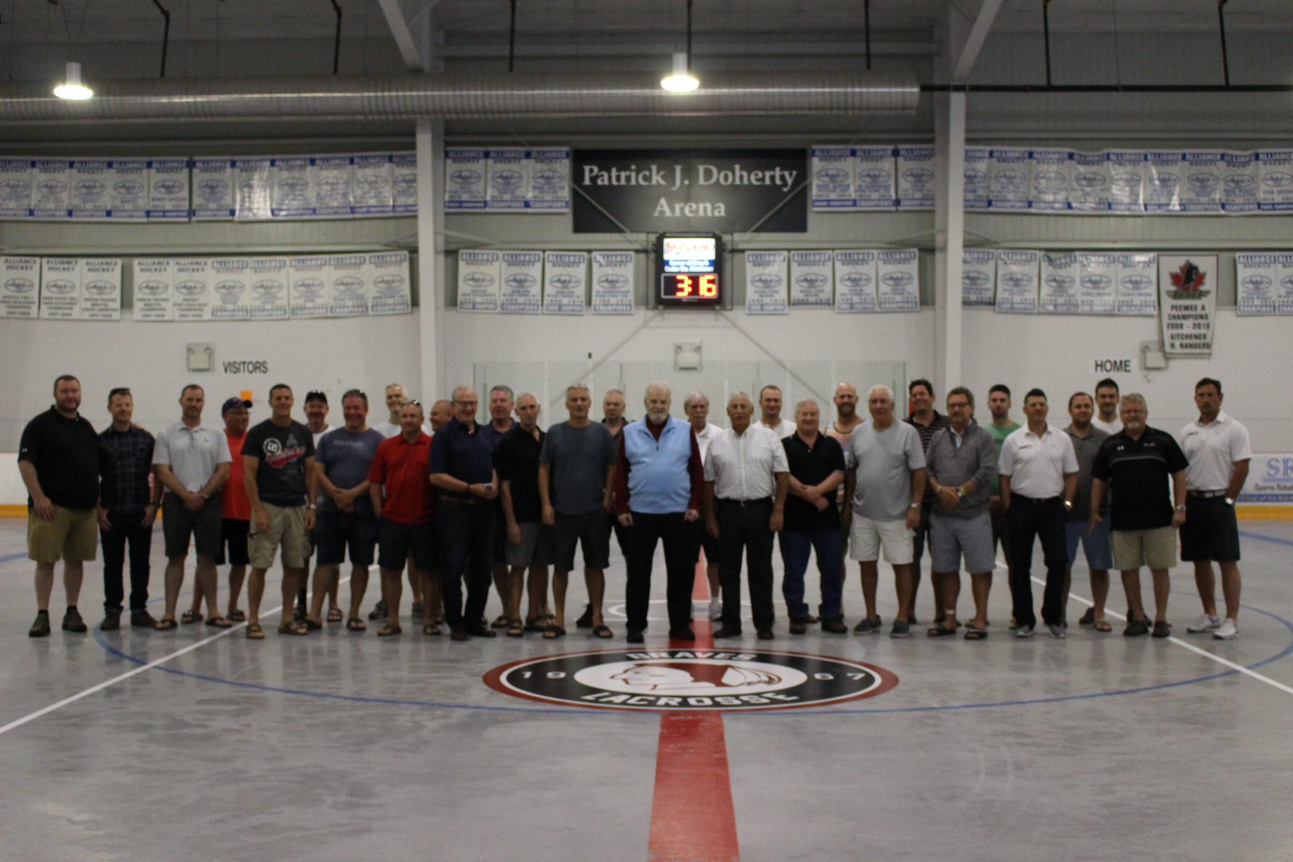 Braves Alumni - 50 Years of Tradition